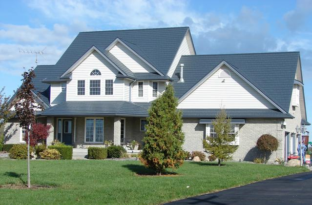 Increase Curb Appeal with EDCO's Metal Roofing Products