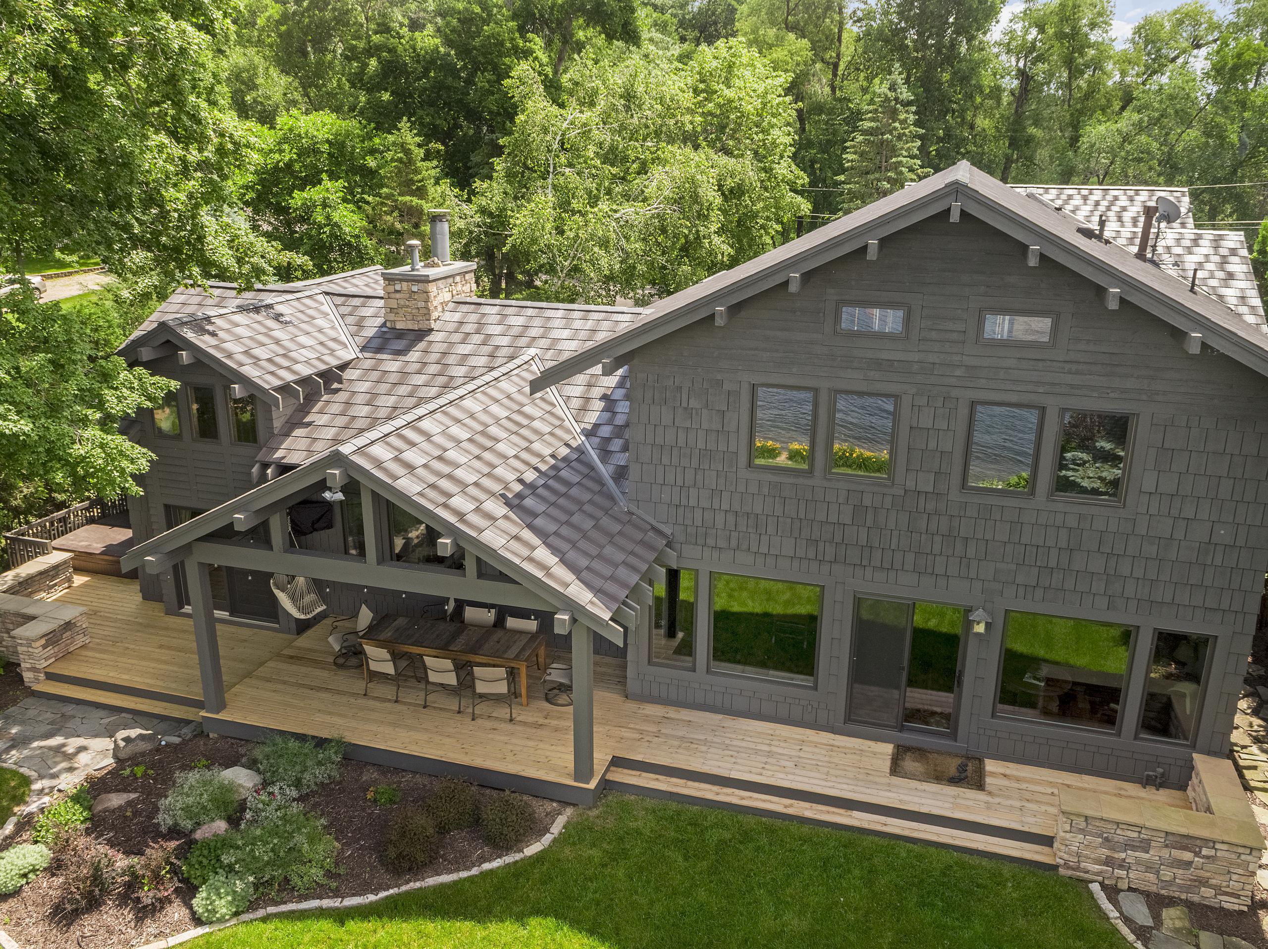 EDCO's Infinity shake metal roofing