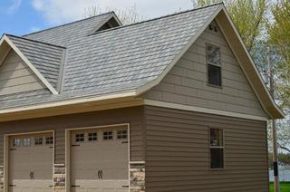 A close-up look at how EDCO's exterior building materials complement each other to give homeowners a beautiful home that will be the envy of the neighborhood
