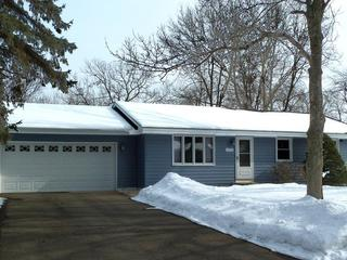 """Classic Blue Single 6"""" Traditional Lap Siding was installed on this rambler during a remodel project to give the home a beautiful look that will last a lifetime."""