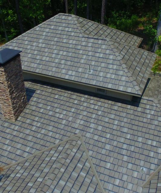 Steel Roofing Arrowline 174 Shake Roofing Edco