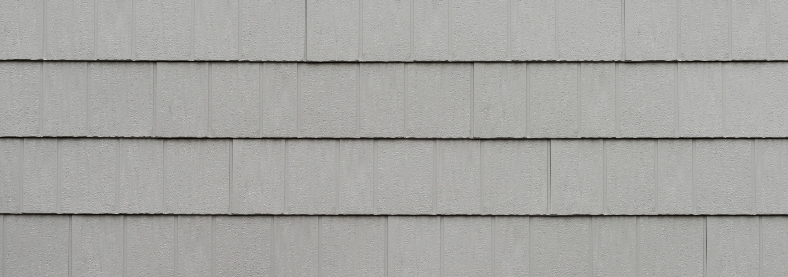 Pewter steel shake roofing
