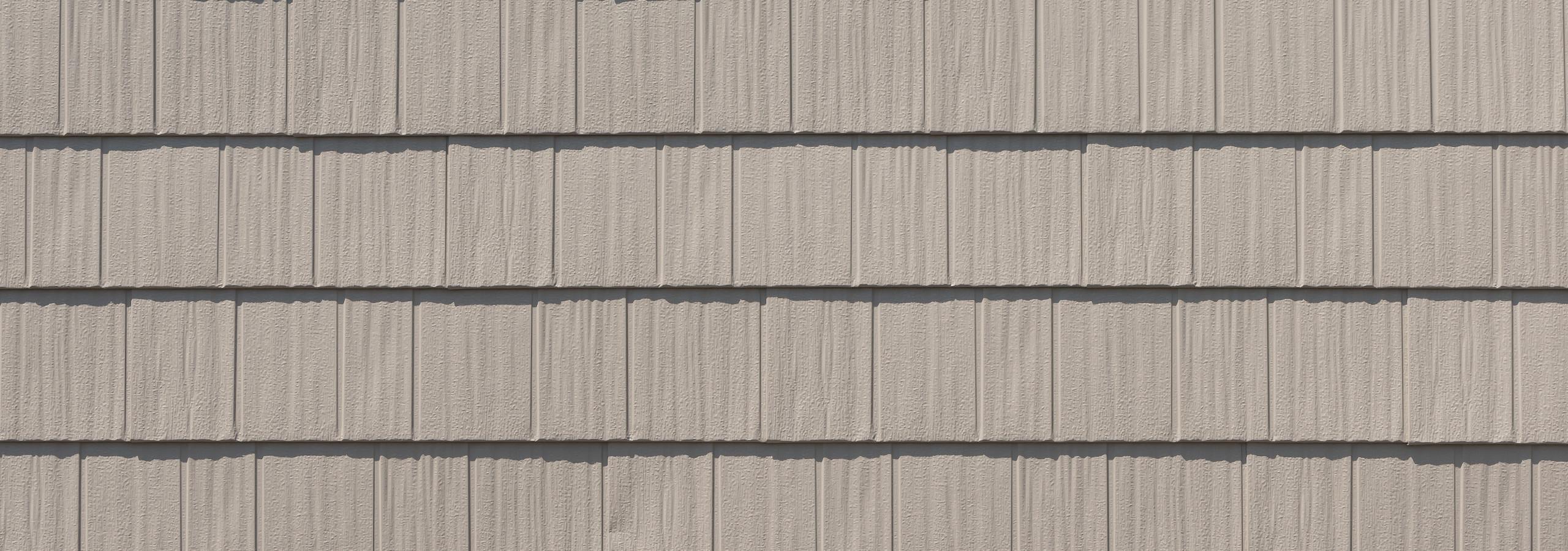 Sandstone steel shake roofing