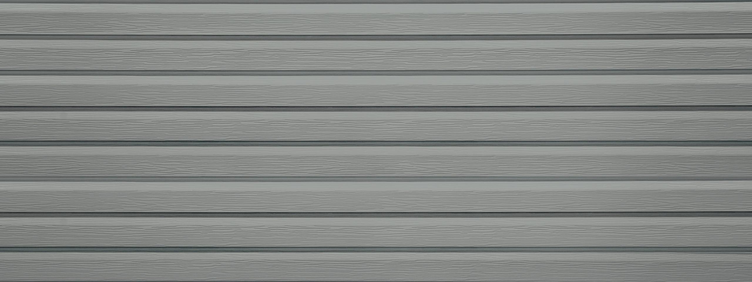 Entex dutchlap driftwood gray/grey steel siding