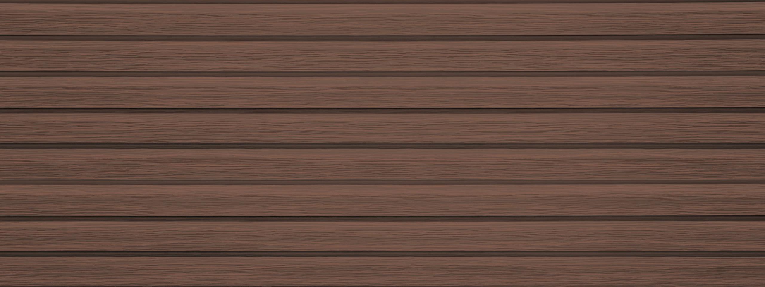 Entex dutchlap mahogany hd steel siding