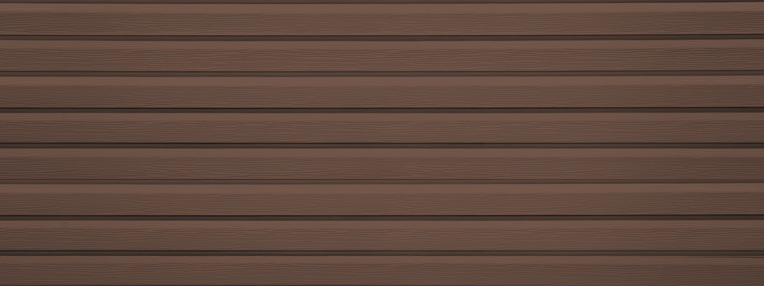 Entex dutchlap mahogany steel siding