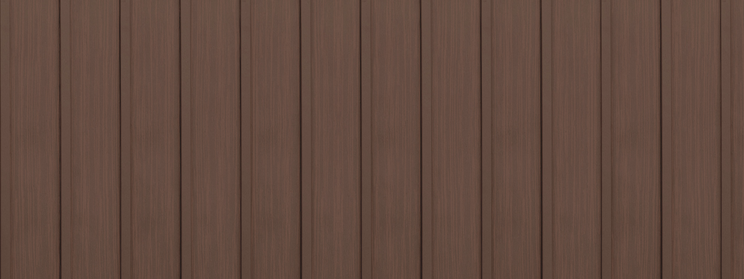 Entex vertical mahogany hd board and batten steel siding