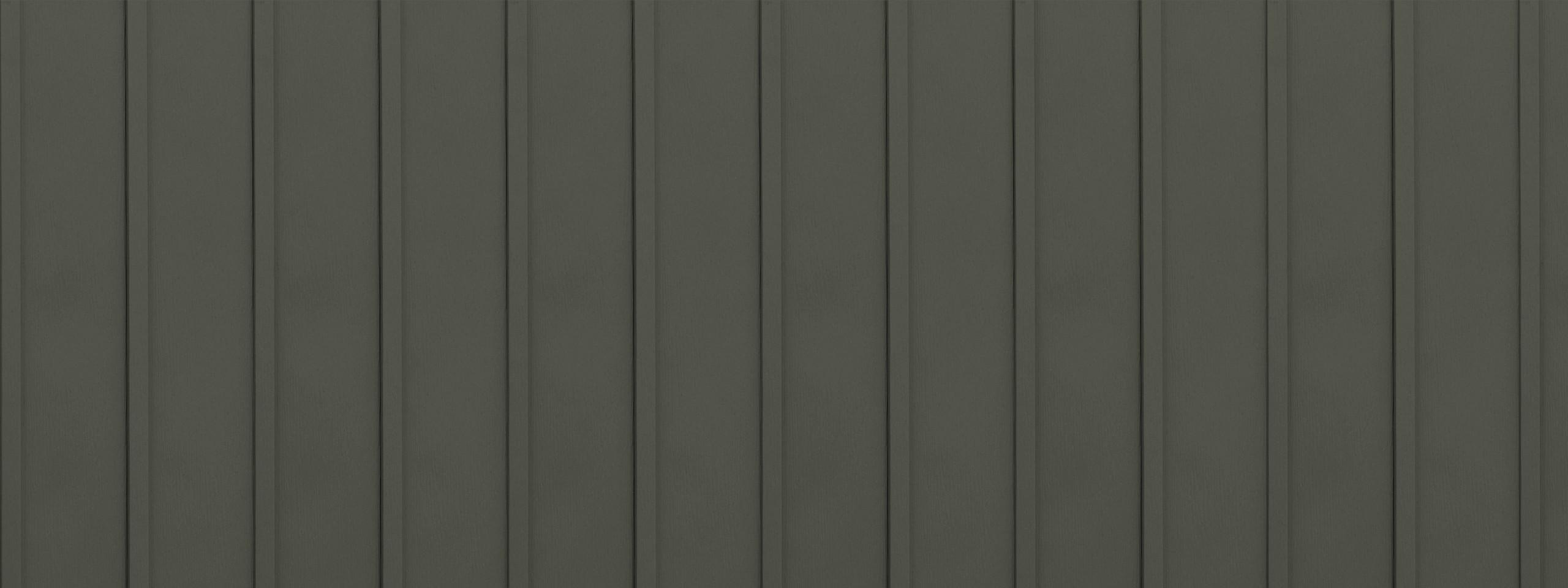 Entex vertical t tone board and batten steel siding