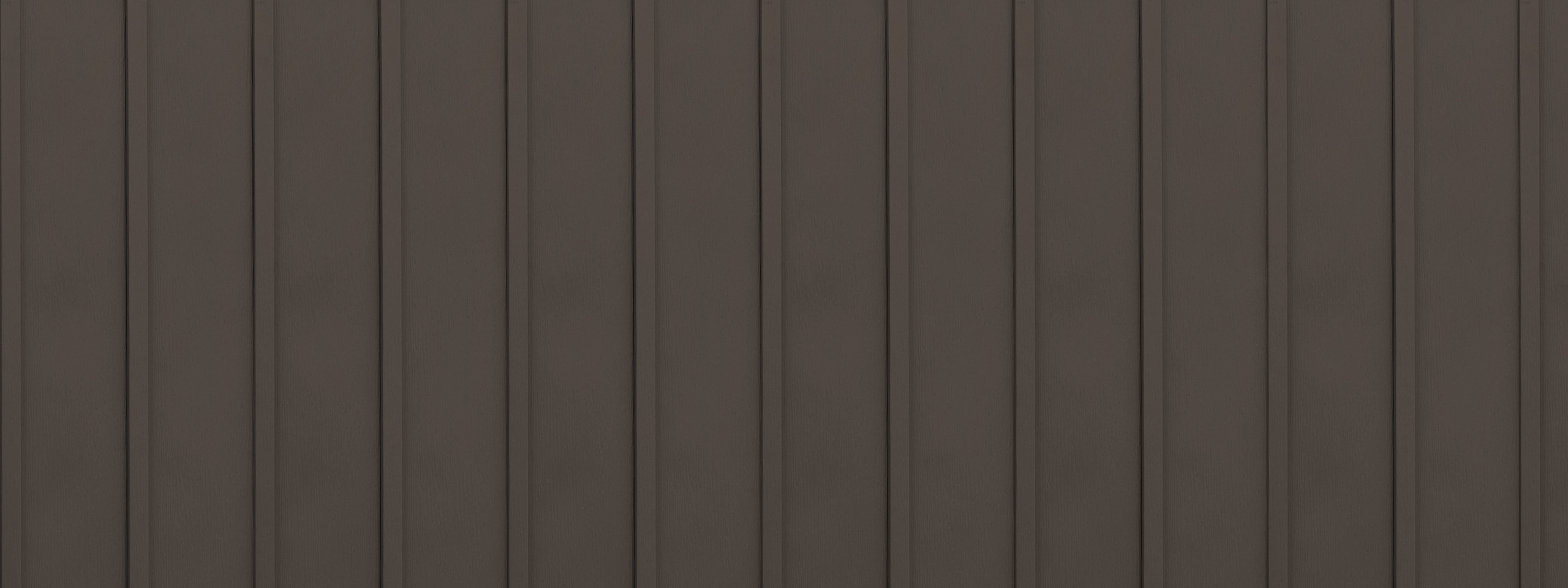 Prism onyx vertical steel siding